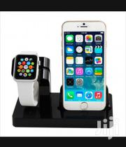 Charging Cradle Multifunction for iPhone and Apple Watch | Smart Watches & Trackers for sale in Greater Accra, Ga East Municipal