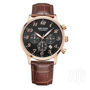 Megir Men Watch Luxury Military Chronograph | Watches for sale in Greater Accra, Achimota