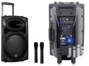 Mega Speakers With Mic | Audio & Music Equipment for sale in Greater Accra, Achimota
