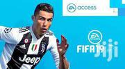 FIFA 14 WITH FIFA 19 PLAYERS AND KITS | Video Game Consoles for sale in Greater Accra, Lartebiokorshie