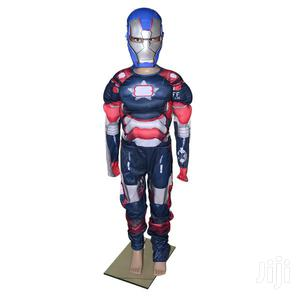 Iron Man Party Costume for Kids