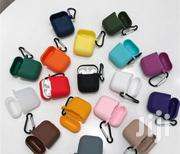 Silicone Airpods Protective Case For Airpods 1 2 | Accessories & Supplies for Electronics for sale in Greater Accra, Accra Metropolitan