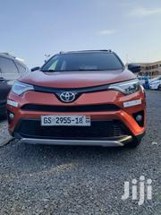 Toyota RAV4 AWD (2.5L 4cyl 6A) 2016 Orange | Cars for sale in Greater Accra, Nungua East