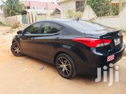 Hyundai Elantra 2012 GLS Automatic Black | Cars for sale in Greater Accra, Airport Residential Area