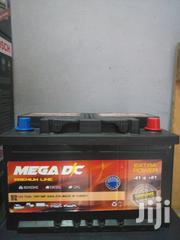 Car Battery 15 Plate Mega DC | Vehicle Parts & Accessories for sale in Greater Accra, Achimota
