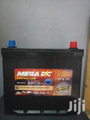 Car Battery 11 Plate Mega DC | Vehicle Parts & Accessories for sale in Greater Accra, Achimota