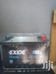Car Battery 13 Plate (Exide) | Vehicle Parts & Accessories for sale in Greater Accra, Achimota