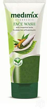 Medimix Ayurvedic Herbal Facewash With Neem, Tumeric and Aloe Vera | Skin Care for sale in Greater Accra, Bubuashie