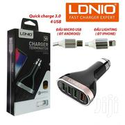 Ldnio Terminator Car Charger | Vehicle Parts & Accessories for sale in Greater Accra, Ga East Municipal