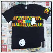 Black Ghana T Shirt | Clothing for sale in Greater Accra, Osu