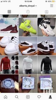 Adidas Vans Puma Nike Converse Reebok | Shoes for sale in Greater Accra, Agbogbloshie