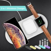3 in 1 Wireless Charger for Apple | Accessories for Mobile Phones & Tablets for sale in Greater Accra, Cantonments