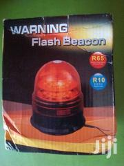 Yellow Flash Beacon Warning Light 12-24 | Vehicle Parts & Accessories for sale in Greater Accra, South Labadi