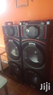 Rental Of Speakers It Uses Pendrive ,Bluetooth ,Has A Microphone | Audio & Music Equipment for sale in Greater Accra, East Legon