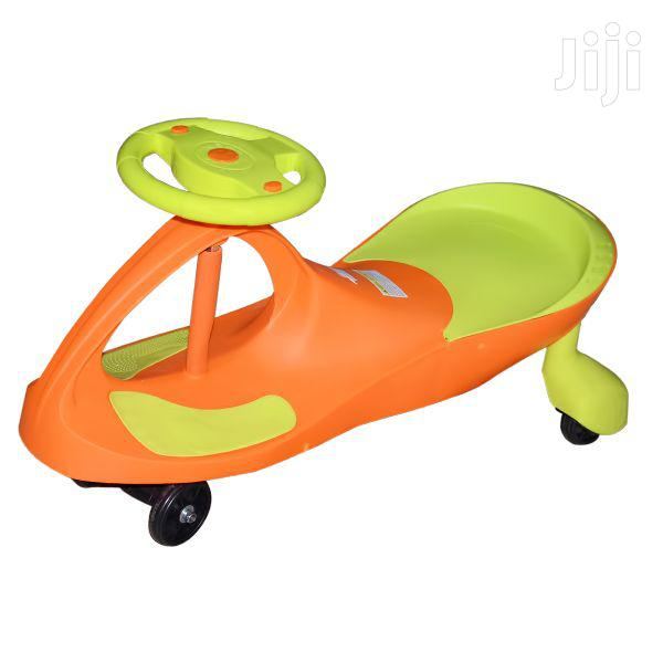 Ride-On Car for Toddlers Non-Electric