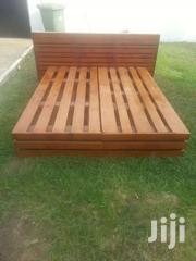 Double And Queen Size Bed Frame | Furniture for sale in Greater Accra, Achimota