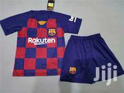 Barcelona Home Kids Jersey | Clothing for sale in Greater Accra, Asylum Down