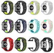 Sport Loop Silicone Strap Band for Apple Watch Series 1 2 3 4 5 | Smart Watches & Trackers for sale in Greater Accra, Achimota
