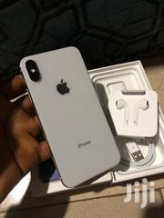New Apple iPhone X 256 GB Silver | Mobile Phones for sale in Greater Accra, Abelemkpe