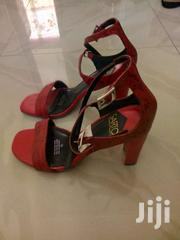 Red Block Heel Size 39 | Shoes for sale in Greater Accra, Tema Metropolitan