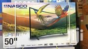 Nasco Fhd Smart Digital Satellite LED TV 50 Inches | TV & DVD Equipment for sale in Greater Accra, Accra Metropolitan