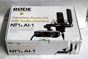 Rode NT1 AI Studio Bundle | Musical Instruments for sale in Greater Accra, Achimota