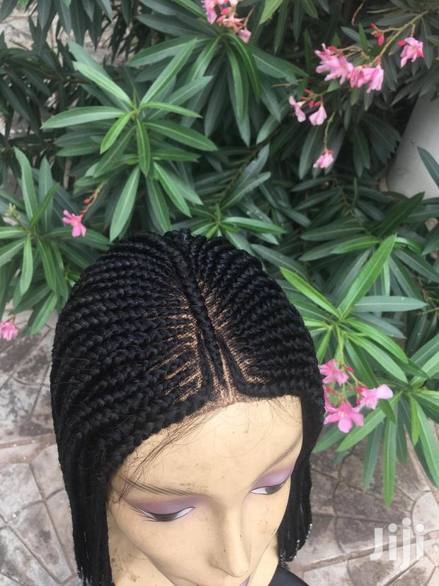 Archive: Braided Wig Caps