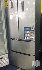 Nasco 348ltr Side By Side French Door Refrigerator | Kitchen Appliances for sale in Greater Accra, Achimota