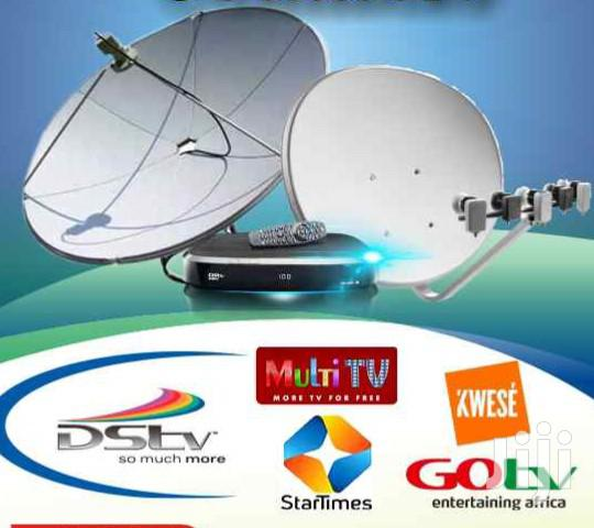 Satellite TV And Dish Installation