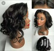 10' Wig Cap Brazilian Body Wave With Frontal Closure | Hair Beauty for sale in Greater Accra, Accra Metropolitan