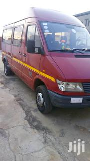 Mercees Benz Spinter Red | Buses for sale in Greater Accra, Teshie new Town