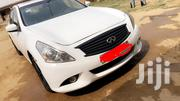 Infiniti G 2011 White   Cars for sale in Greater Accra, East Legon