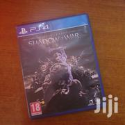 Shadow Of War PS4 | Video Games for sale in Greater Accra, Ga East Municipal