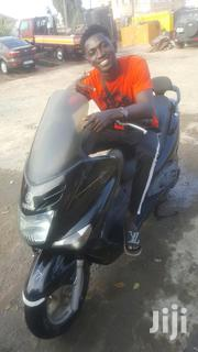 Yamaha Majesty 2018 Black | Motorcycles & Scooters for sale in Greater Accra, Dansoman