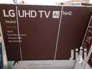New LG 70 Inches Uhd 4K Smart Satelite TV From Uk 2018 | TV & DVD Equipment for sale in Greater Accra, Accra Metropolitan