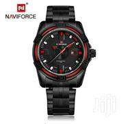 Naviforce Business Stainless Steel Watch | Watches for sale in Eastern Region, Asuogyaman