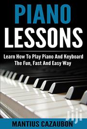 Affordable Piano Lessons For Kids & Adults | Classes & Courses for sale in Central Region, Cape Coast Metropolitan