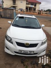 Toyota Corolla 2010 White | Cars for sale in Greater Accra, Nungua East