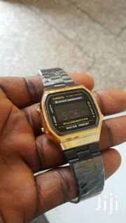 Casio Illuminator Gold And Black | Watches for sale in Greater Accra, Adenta Municipal