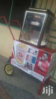 Mobile Popcorn Wheel Machine Amount 1600ghc | Restaurant & Catering Equipment for sale in Greater Accra, Ga East Municipal