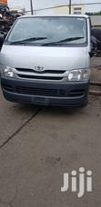 Toyota Hiace 2009 Silver | Buses & Microbuses for sale in Odorkor, Greater Accra, Ghana