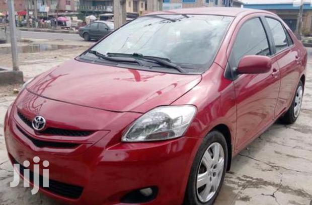 Archive: Toyota Yaris 2007 1.3 HB T3 Red