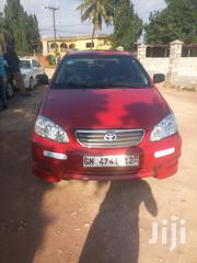 Toyota Corolla 2008 Red | Cars for sale in Greater Accra, East Legon (Okponglo)