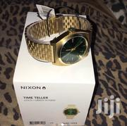 Nixon Timeteller Gold/Green Sunray | Watches for sale in Greater Accra, Adenta Municipal