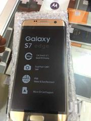 New Samsung Galaxy S7 edge 32 GB Black   Mobile Phones for sale in Greater Accra, Lartebiokorshie