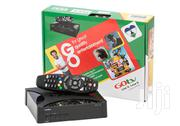 Gotv Full Set With INSTALLATION Only | TV & DVD Equipment for sale in Greater Accra, Dansoman