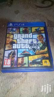 Grand Theft Auto Five Ps4 Cd And God Of War Ps3 Cd | Video Game Consoles for sale in Greater Accra, Nima