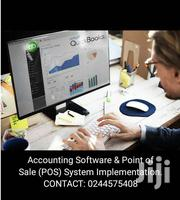 Accounting Software & Point Of Sale (POS) System / Software Solutions | Computer Software for sale in Central Region, Cape Coast Metropolitan