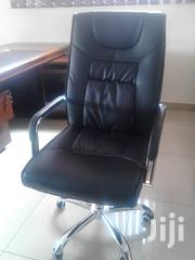 Executive Office Leather Chair | Furniture for sale in Greater Accra, North Kaneshie