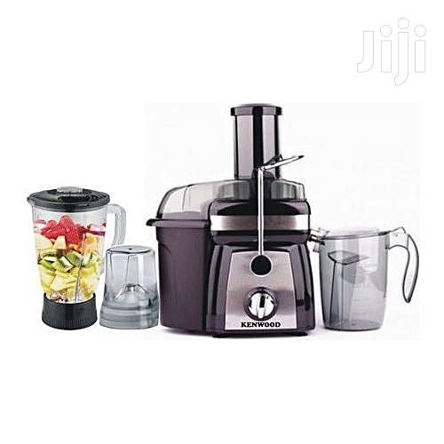 Archive: Juice Extractor And Blender 4 In 1
